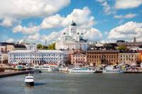 Helsinki Shore Excursion: Sightseeing Tour