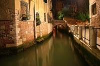Hidden Canals of Venice Night Cruise by Venetian Boat