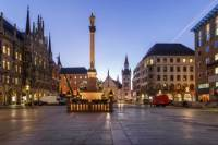 Hidden Sights of Munich Old Town Evening Walking Tour
