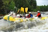 High Adventure Rafting on the Ottawa River