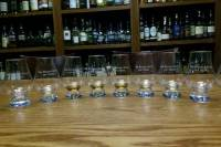 High Roller Tasting at the Whisky Attic