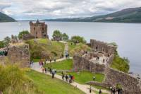 Highlands Loch Ness and Glencoe Tour from Edinburgh