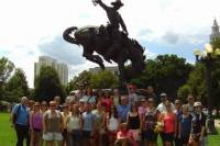 Highlights of Denver Private City Walking Tour