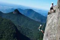 Hiking and Rappelling Adventure at Tijuca Forest National Park