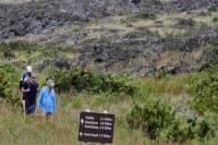 Hiking at Haleakala National Park 6 Mile Hike Challenge