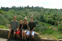 Hills of Florence Walking Tour with Tuscan Lunch