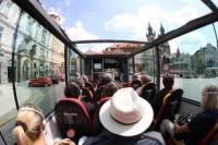 Historical Panoramic Bus Tour in Prague