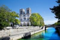 Historical Paris Sightseeing Tour Including Notre Dame Cathedral