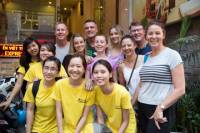 Ho Chi Minh City Night Tour by Motorbike Including Street Food