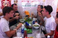 Ho Chi Minh Sightseeing and Local Street Food Tour by Scooter
