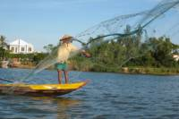Hoi An Fishing Experience on the Cua Dai River