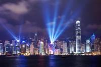 Hong Kong Harbor Night Cruise and Dinner at Victoria Peak