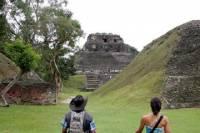 Horseback Ride to Xunantunich Maya Ruins Including Traditional Lunch