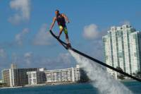 HoverBoard Flight In Miami