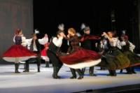 Hungarian Folk Performance in Budapest