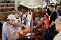 Iberian Jabugo Ham Day Trip from Seville Including Visit to Aracena Town