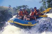 Iguassu Falls River-Rafting Adventure from Foz do Iguaçu