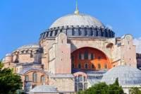 Imperial Istanbul Half-day Tour: Hagia Sophia, Basillica Cistern and Grand Bazaar