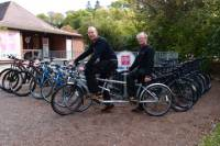 Independent Loch Ness Cycle Tour from Inverness
