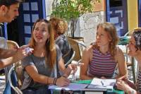 Instant Spanish: 1-Hour Crash Course with 2-Hour Walking Tour Alternative in Madrid