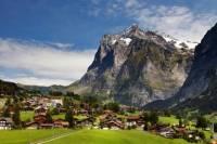 Interlaken - Grindelwald in the Bernese Oberland (from Zurich)