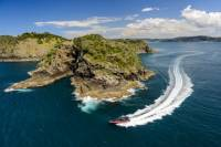 Island Cliffs and Caves Adventure Tour