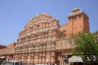 Jaipur Pink City Full-Day Tour including Lunch and Elephant Ride at Amber Fort