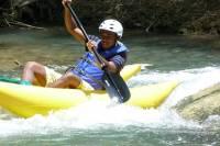 Jamaica Zipline and Kayak Adventure on the Great River