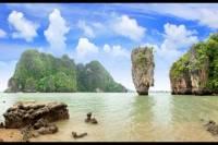 James Bond Island from Krabi