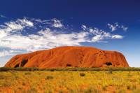 Japanese Guided Uluru Sunrise Climb and Walk