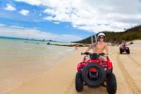Jost Van Dyke ATV Adventure from Road Town