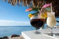 Jost van Dyke Beach-Bar Crawl by Boat from St Thomas