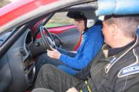 Junior Rally Experience at Silverstone