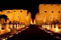 Karnak Temple Sound and Light Show from Luxor