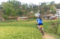 Kathmandu Valley Single Track Mountain Bike Tour