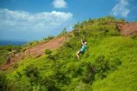 Kauai Zipline Tour in Poipu