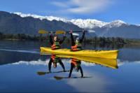 Kayak Adventure from Franz Josef Glacier