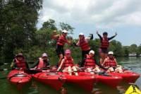 Kayak Tour of Pulau Ubin from Singapore