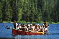 Ketchikan Shore Excursion: Rainforest Canoe and Nature Walk in Tongass National Forest
