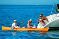 Key West Island T'ing: Sail, Snorkel and Kayak Adventure