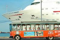 Key West Shore Excursion: Key West Hop-On Hop-Off Trolley Tour