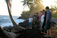 Kilauea Volcano and Sunset Lava Walk