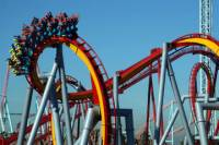 Knott's Berry Farm General Admission with Transport