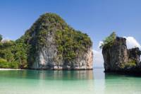 Koh Hong Island Tour by Speed Boat from Krabi