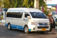 Krabi to Koh Lanta by Shared Minivan or Direct Ferry