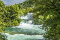 Krka National Park Day Trip from Split