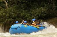 Lacandon Jungle Tour from Palenque: River Rafting and Hiking Adventure