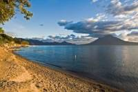Lake Atitlán Sightseeing Cruise with Transport from Guatemala City
