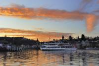 Lake Lucerne Indian-Themed Dinner Cruise