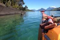 Lake Wakatipu Island Safari Kayak with Optional Transfer from Queenstown or Glenorchy
